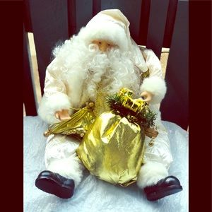 Santa Clause Merry Christmas Decoration